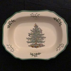Authentic Spode Christmas Tree China